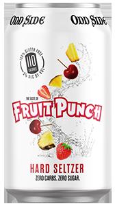 fruit punch hard seltzer