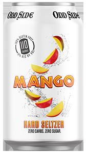 mango hard seltzer can