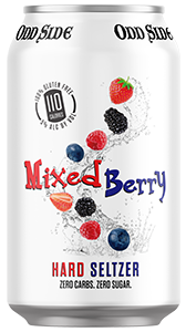 mixed berry hard seltzer can