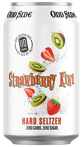 strawberry kiwi hard seltzer